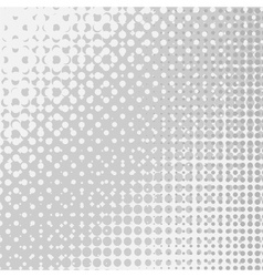 Halftone Patterns Dotted Background vector image vector image