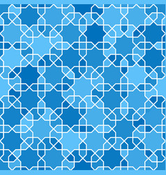Arabic seamless patterns pattern fills oriental vector