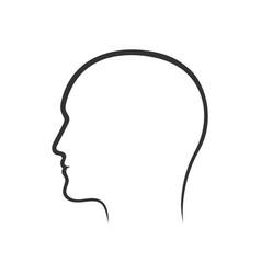 lineman vector image