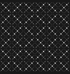 minimalist seamless pattern simple geometric grid vector image