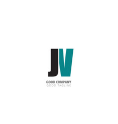 Initial letter design logo vector