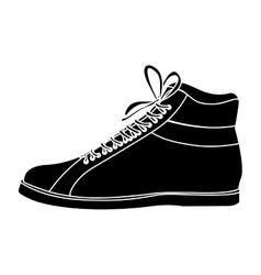 Shoe icon image vector
