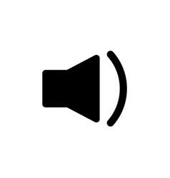 Volume low sign design for website vector
