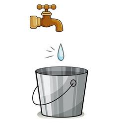 A drop of water vector