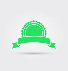 pictogram award icon sign for award vector image