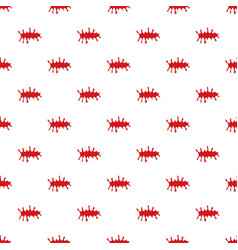 Pool of blood pattern vector
