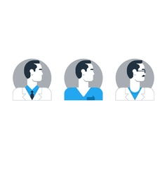 People doctor 1 vector