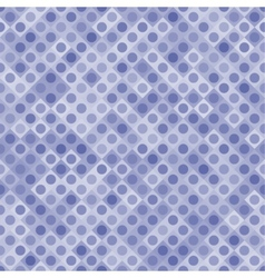 Blue Transparent Colored Squares and Circles vector image vector image