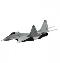 military air force vector image