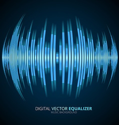 Graphic Equalizer Display vector