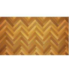 wooden parquet floor texture natural realistic vector image