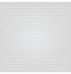 background gray perforated sheet vector image