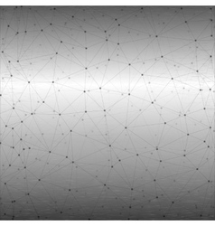 Gray background for communication vector image
