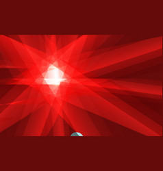 Red rays background abstract divorces with vector