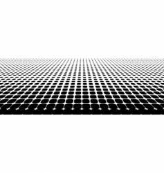 textured ground vector image