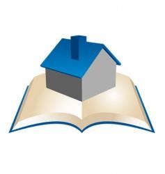 school concept graphic vector image