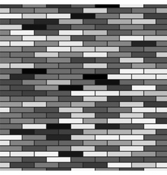 Grey Brick Background vector