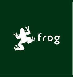 frog trend vector image