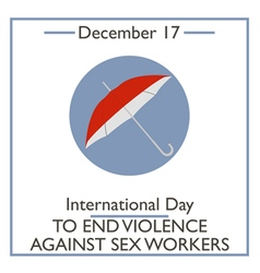 Day Sex Workers vector image