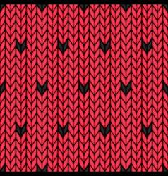 Seamless watermelon fruit pattern vector