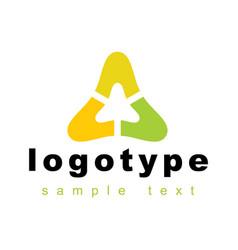 Simple logo design vector