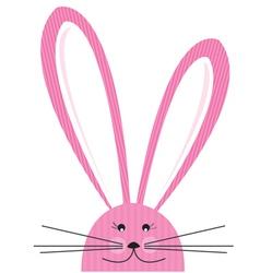PinkBunny vector image vector image