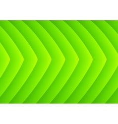 Abstract green ecology vector image