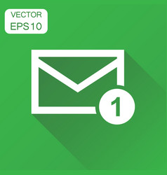 mail email envelope icon business concept e-mail vector image