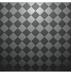 Seamless checkered texture vector image vector image