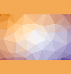 colorful abstract textured polygonal background vector image
