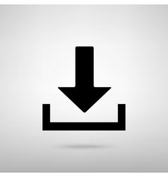Download sign vector