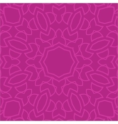 Seamless pink paisley background vector