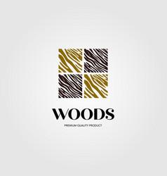 Wood parquet flooring vinyl hardwood granite tile vector