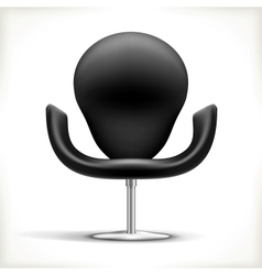 Leather Chair vector image