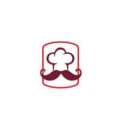 chef-logo vector image
