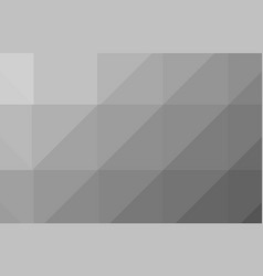 black background abstract triangle black texture vector image