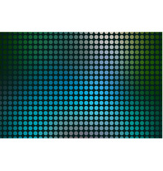 polka dot pattern background vector image