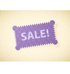 Sales vector image