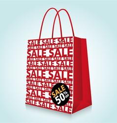 Shopping bag 01 vector