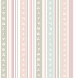 Strip pattern pastel colors vector image