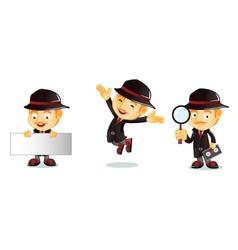 Detective 1 vector
