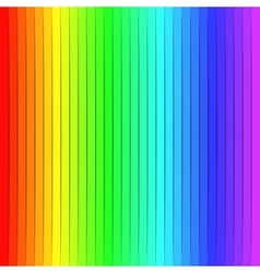 Rainbow color background or wallpaper vector