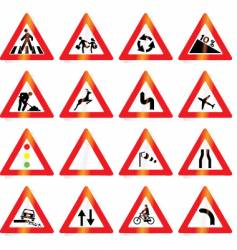 signs vector image