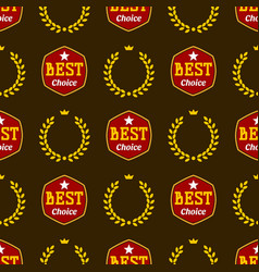 badges shop product sale best price stickers vector image