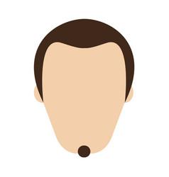 Man avatar icon image vector