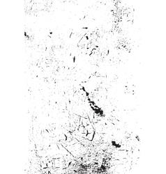 Peeled Cracked Overlay vector image