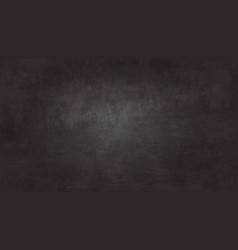 realistic detailed chalkboard texture background vector image