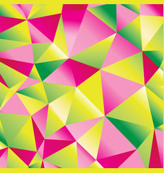 seamless beautiful abstract geometric pattern of vector image