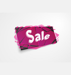Special offer sale vector