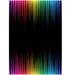 spectrum background vector image